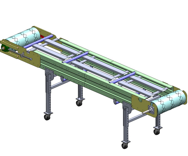 Horizontal-Belt-Conveyors