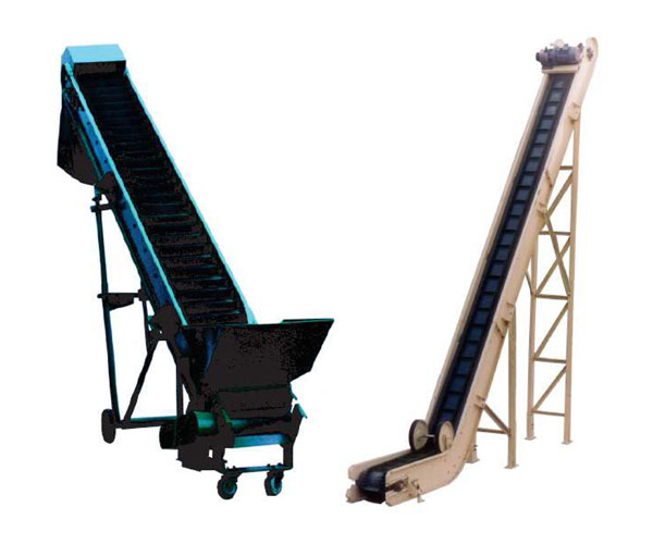 Inclined-Belt-Conveyors